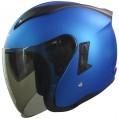 223素色安全帽(隱藏式墨片)