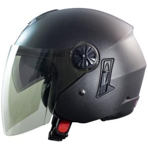 233素色雙層境安全帽