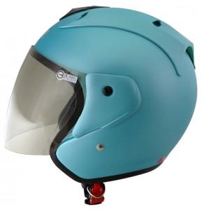 615-R素色安全帽