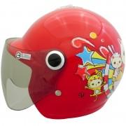 005貓咪馬戲團安全帽(小童)