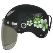 031花絮圓弧鏡半罩帽