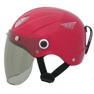 031圓弧鏡半罩帽